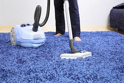 Advantages Of Using Dry Carpet Cleaning Methods